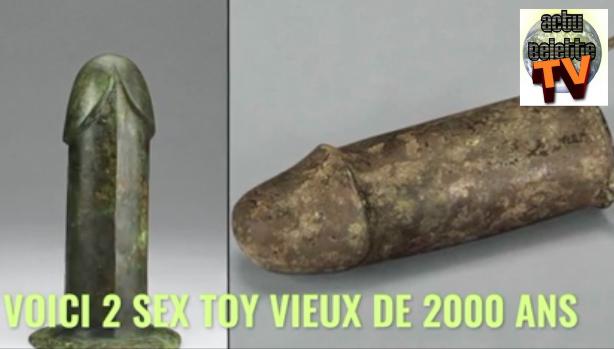 Des archéologues découvrent des sextoys vieux de 2000 ans dans une tombe en Chine