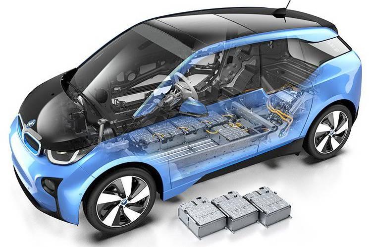 Batteries i3 1