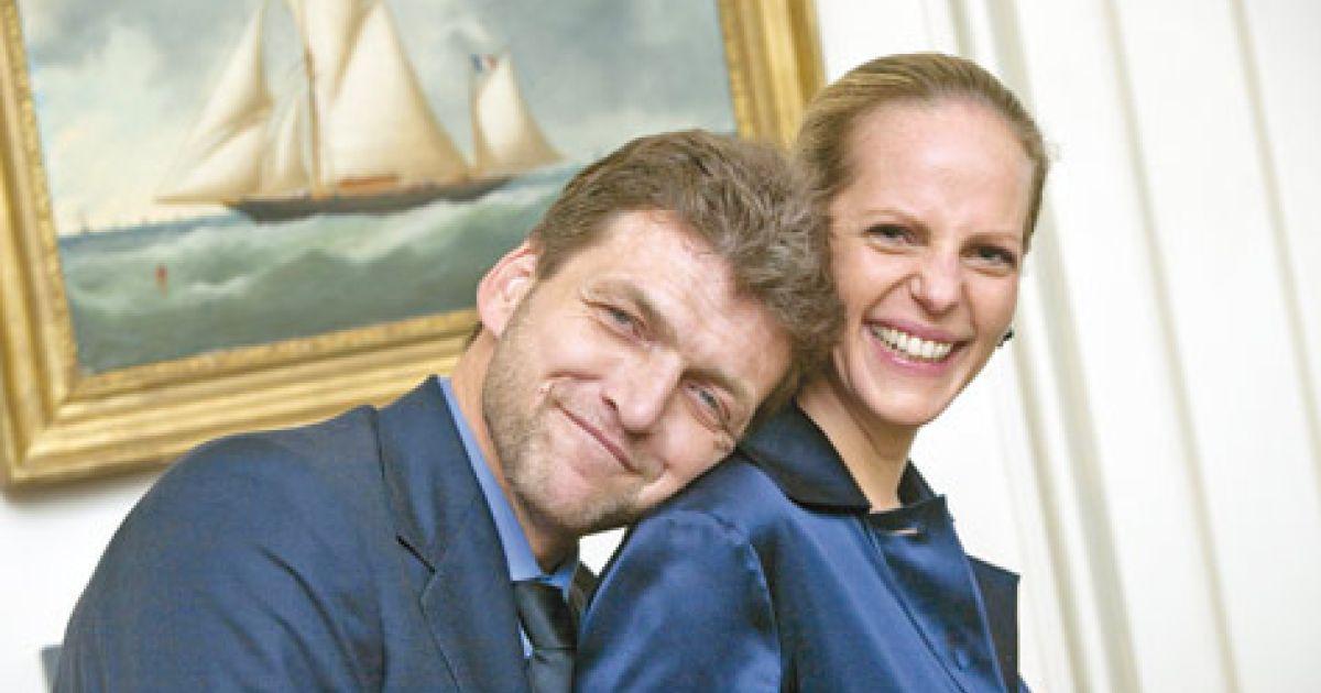 Benjamin et ariane de rothschild