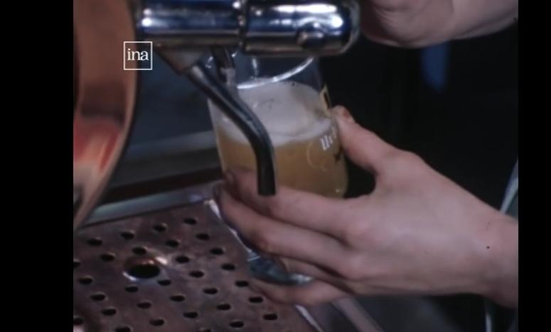 """VIDEO """"Canicule"""" : quand FR3 recommandait de boire 1,5 litre de bière par jour..."""