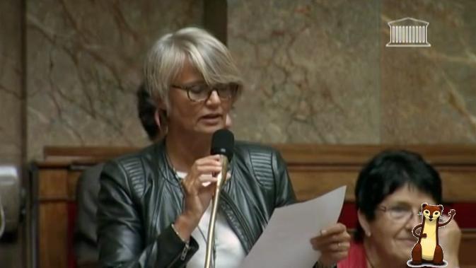 VIDEO : Sexisme à l'Assemblée.