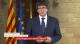 Le président catalan ne déclare pas l'indépendance