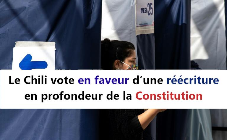 Chili reecriture constitution