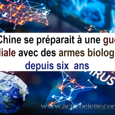 Chine biologique