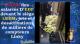 Action des salariés EDF devant le siège LREM