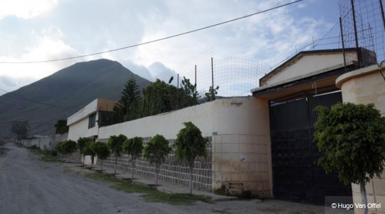 Reportage : Equateur les cliniques du droit chemin