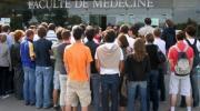 Faculte de medecine de caen les etudiants recales soulages