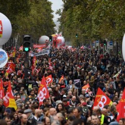 Fonctionnaires sept syndicats appellent une journee de mobilisation le 22 mars