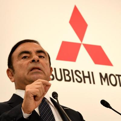Ghosn mitsubishi