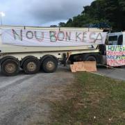 Guyane mouvement social