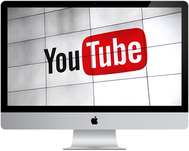 Lien vers page Youtube