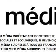 Le media logo