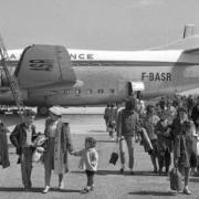 Les rapatries et refugies d afrique du nord