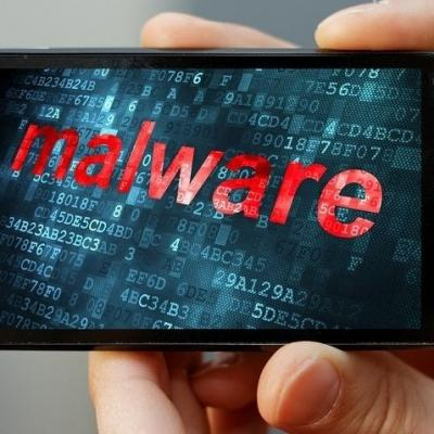 Mobile malware android phone