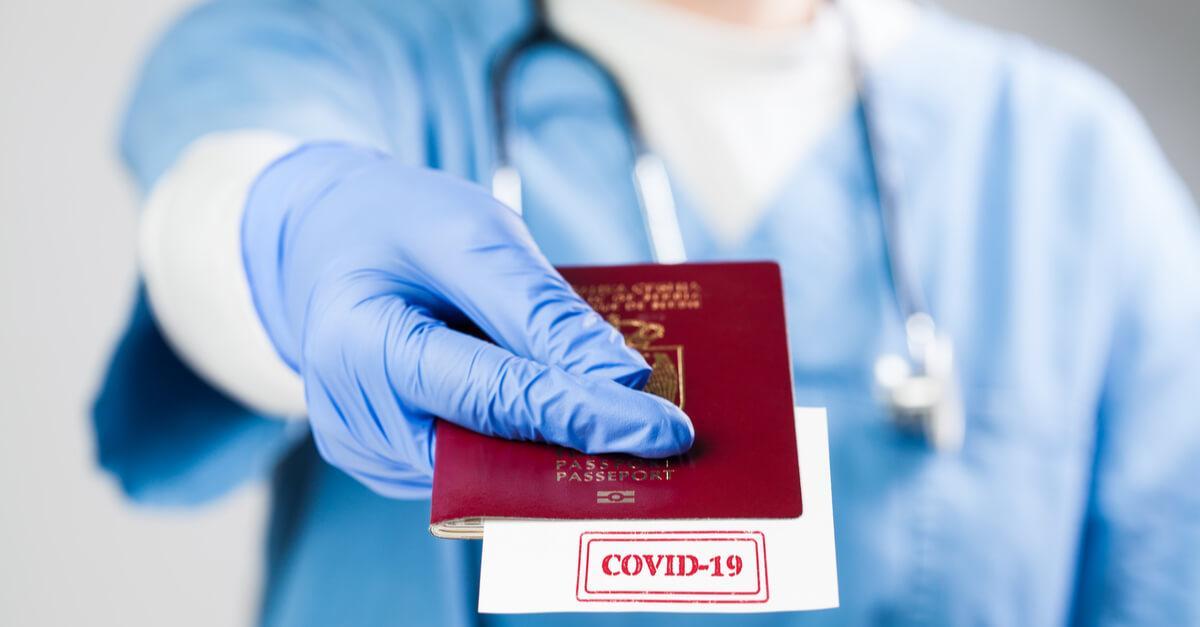 Non passeport vaccinal