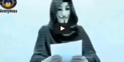 Op charlie hebdo anonymous videos