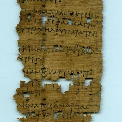 Papyrus 2e siecle
