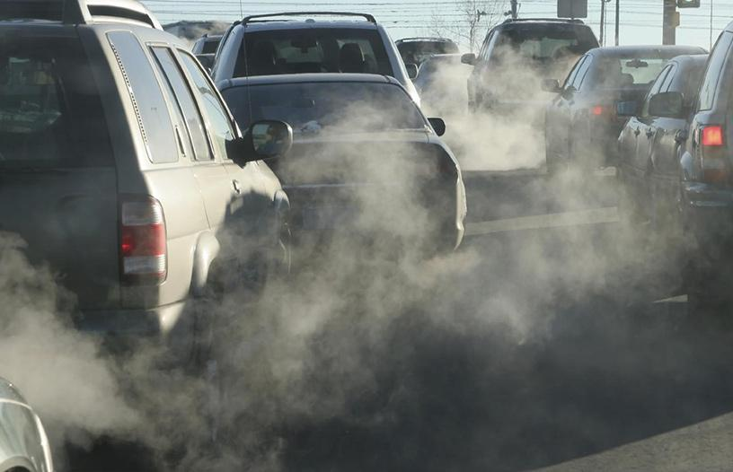 Pollution voiture