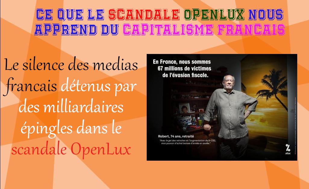 Scandale openlux