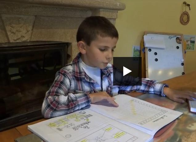 VIDEO : Théo, 10 ans, victime du glyphosate