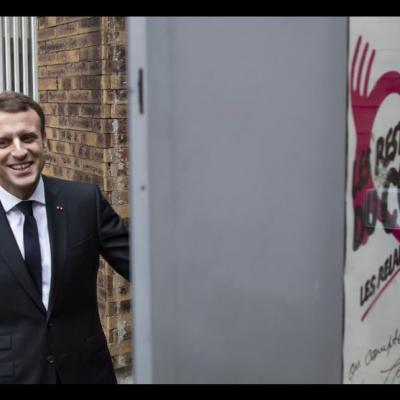 Video aymeric caron critique le comportement ignoble d emmanuel macron aux restos du coeur