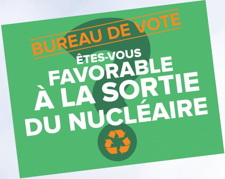 Votation nucle aire